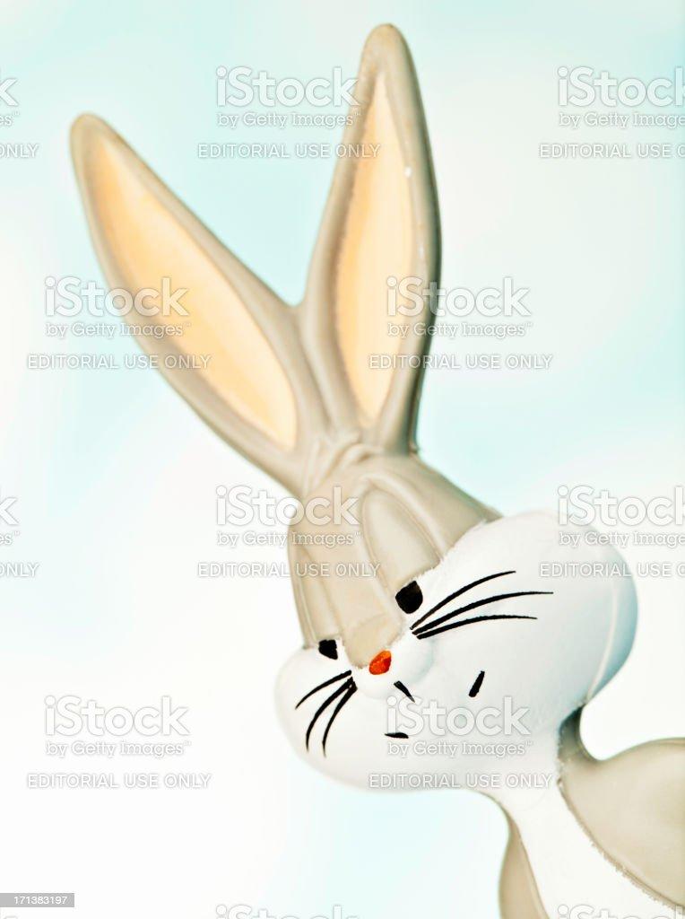 Bugs Bunny stock photo
