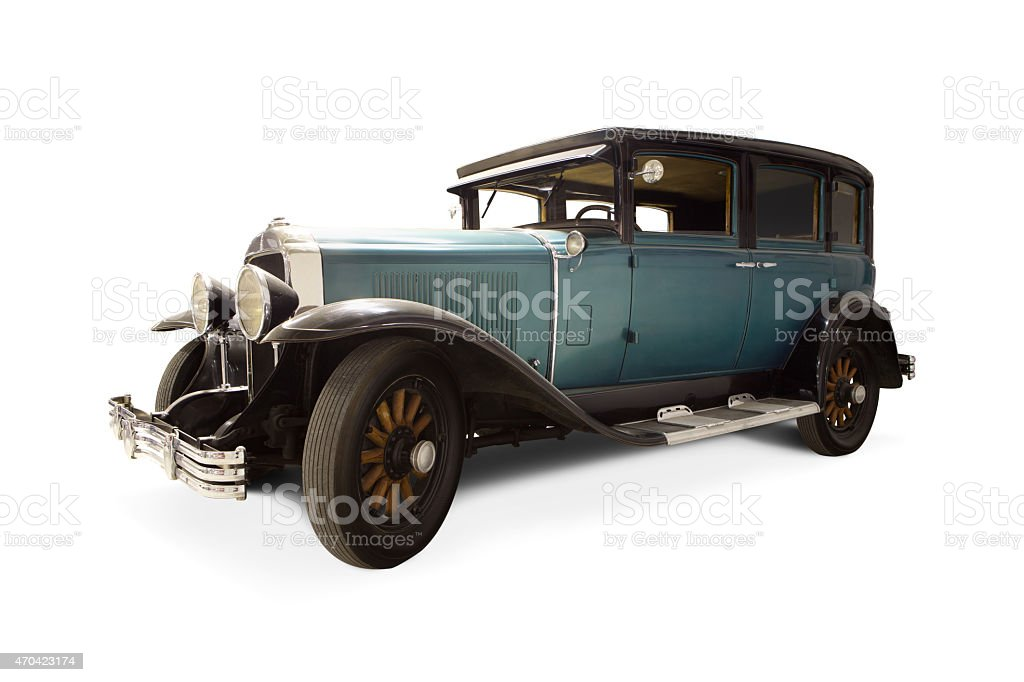 Buick 1929 stock photo