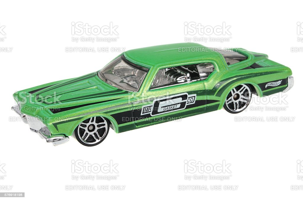 1971 Buick Riviera Hot Wheels Diecast Toy Car Stock Photo Download Image Now Istock
