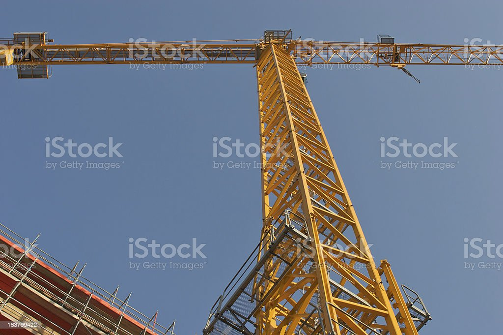 build a building royalty-free stock photo