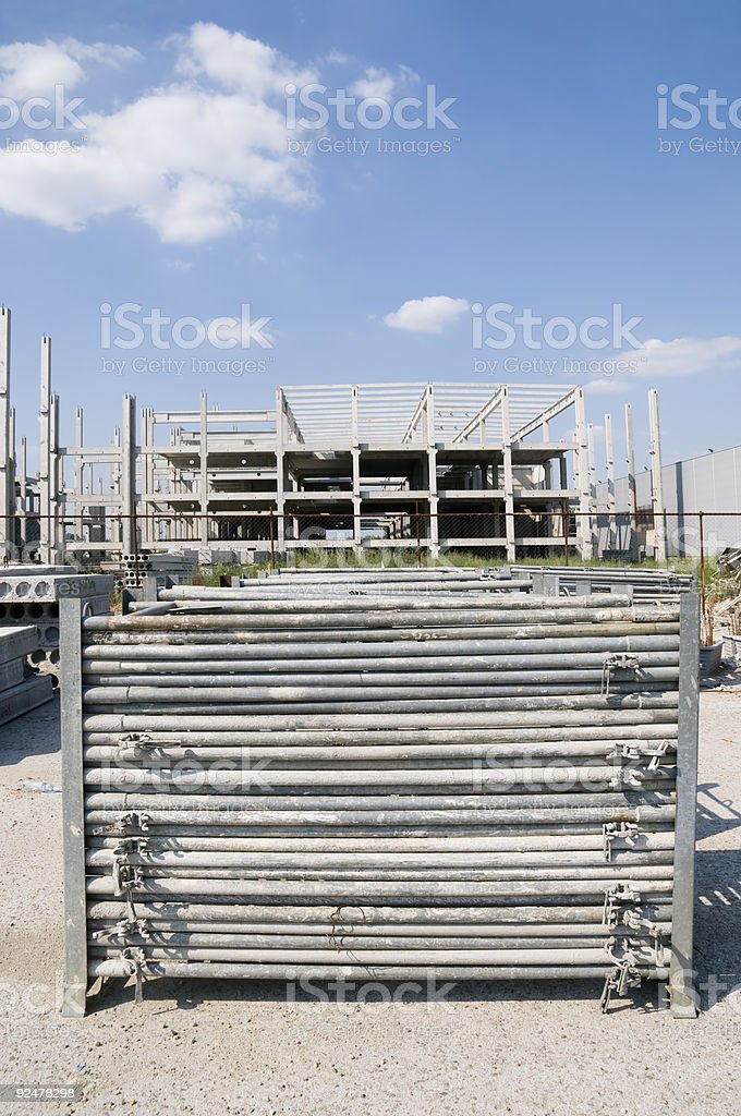 Build equipment royalty-free stock photo