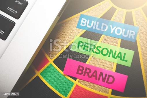 istock Build Your Personal Brand 942835578