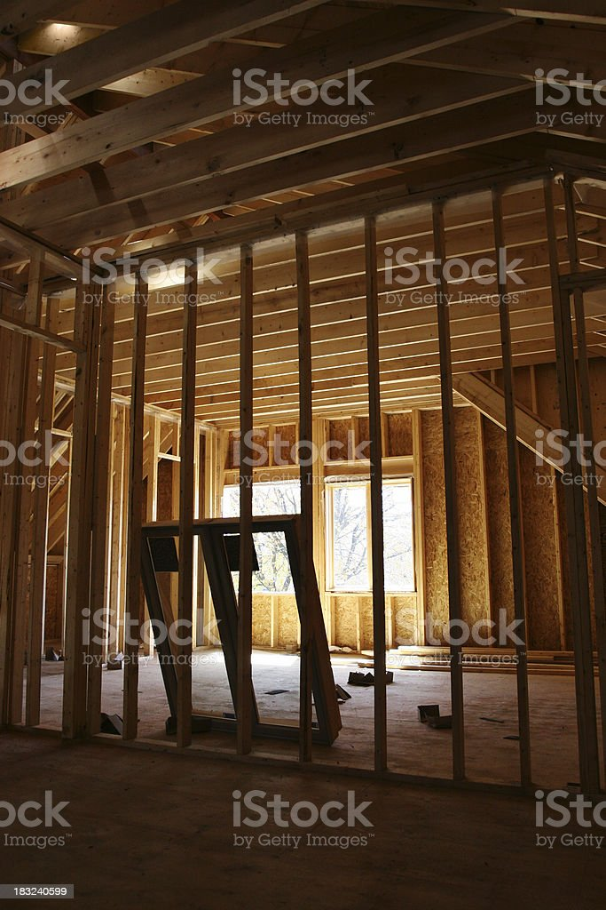 Builder Series - Substructure 3 royalty-free stock photo