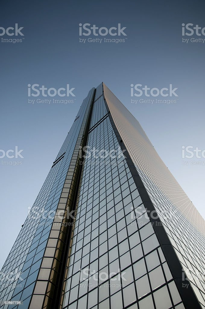 Building 63 royalty-free stock photo