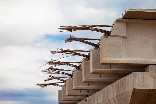 Details of the bridge