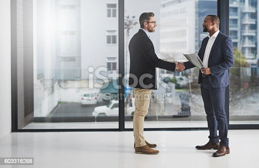 istock Building a business together 603318268