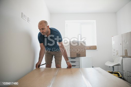 istock Building a Wardrobe in a New Home 1039617480