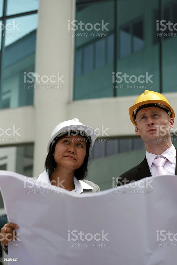 Building Background royalty-free stock photo