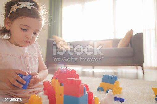 865870702 istock photo Building block game 1004399376