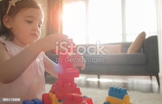 865870702 istock photo Building block game 995416998