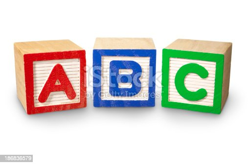 istock ABC Building Blocks 186836579