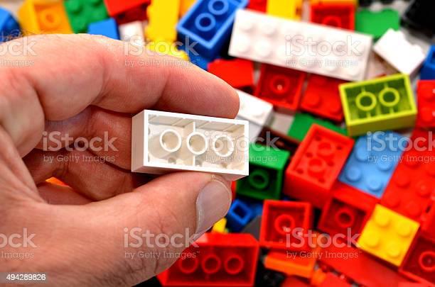 Building Blocks Stock Photo - Download Image Now
