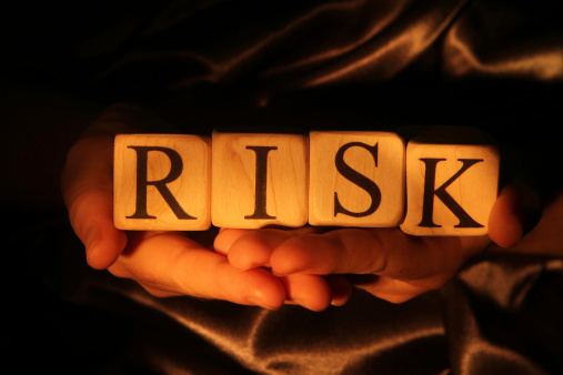 Building Blocks Risk Stock Photo - Download Image Now
