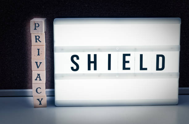 Royalty Free Laptop And Shield Pictures, Images and Stock Photos ...
