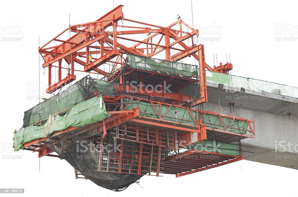 Building Bridges stock photo