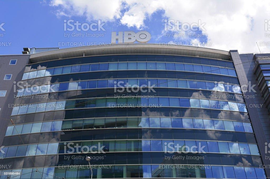 HBO building, Bucharest