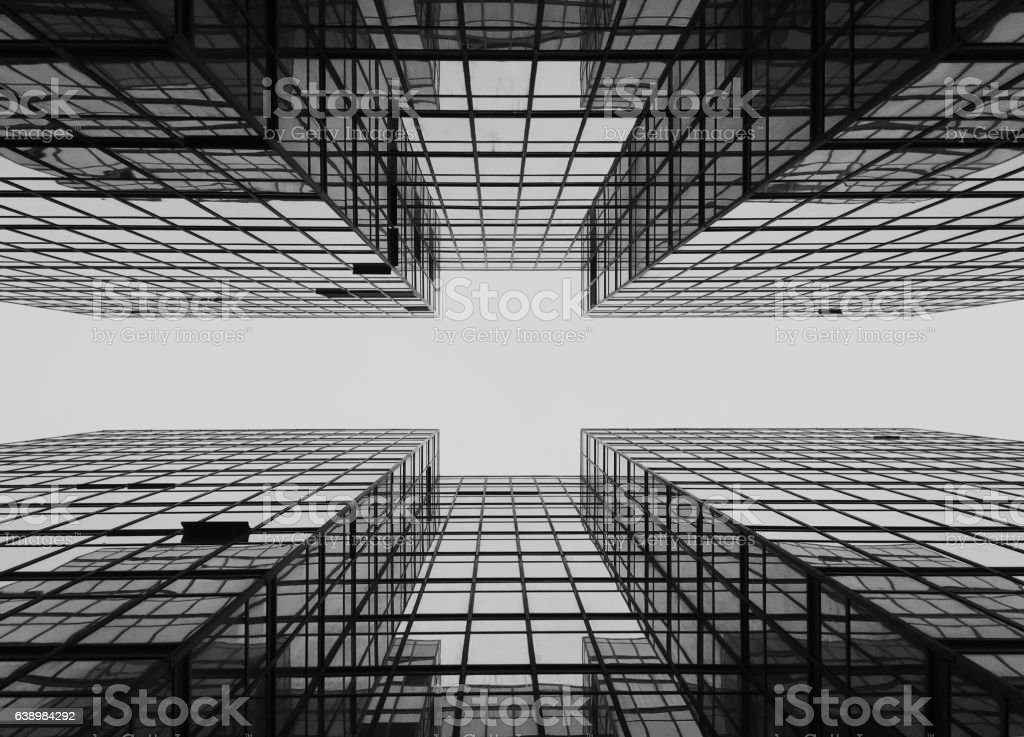 Building Business City Construction Geometry stock photo
