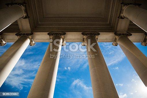 istock Building Column 908635662