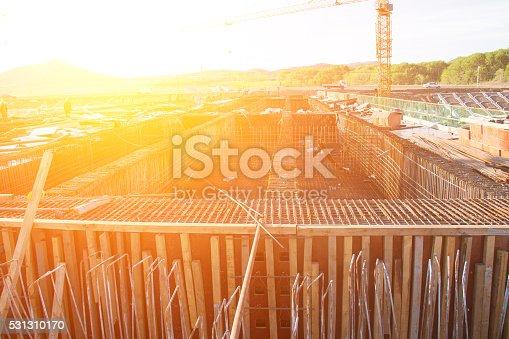 istock Building Construction 531310170