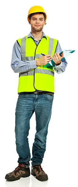 Building Contractor stock photo