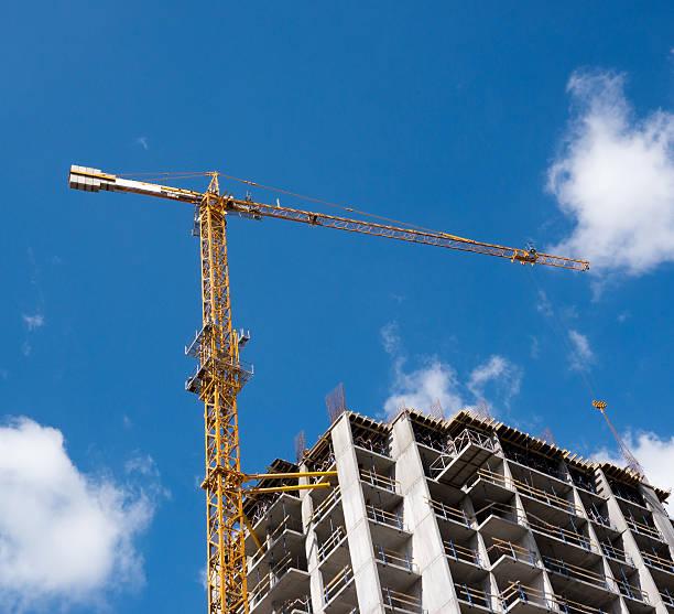 Grue de construction - Photo