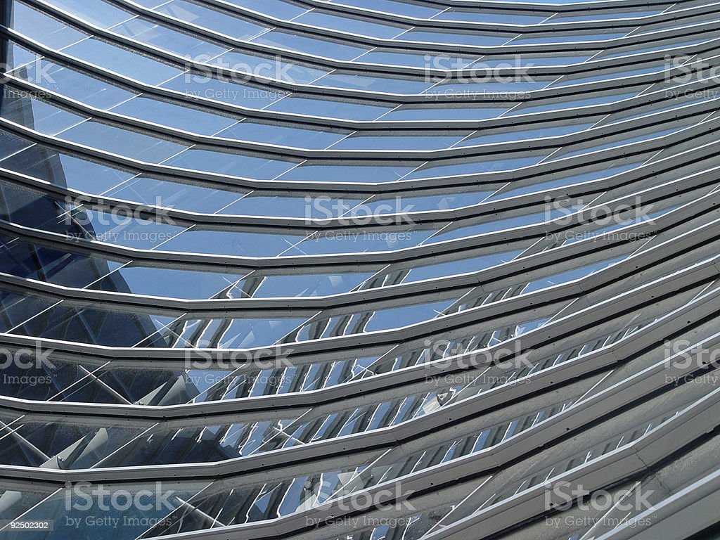 building curve royalty-free stock photo