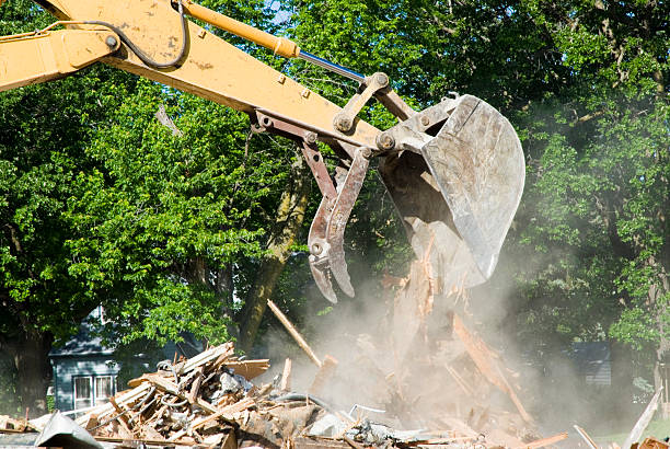 building demolition 11  glade stock pictures, royalty-free photos & images