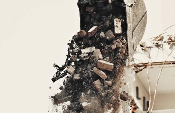 Démolition de bâtiments - Photo