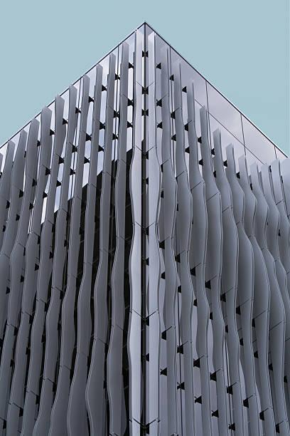 Edificio de detalle - foto de stock