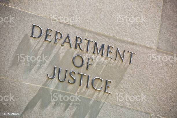 Building entrance sign for the department of justice in washington dc picture id961565068?b=1&k=6&m=961565068&s=612x612&h=l x17tv7cfuxmmbm8b4uwddligajlx 1qs0jdothwje=