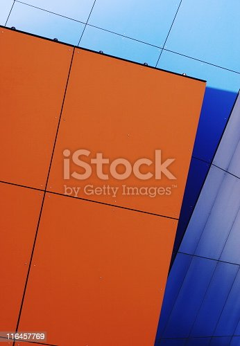 168248826 istock photo Building Facade Architecture Abstract 116457769