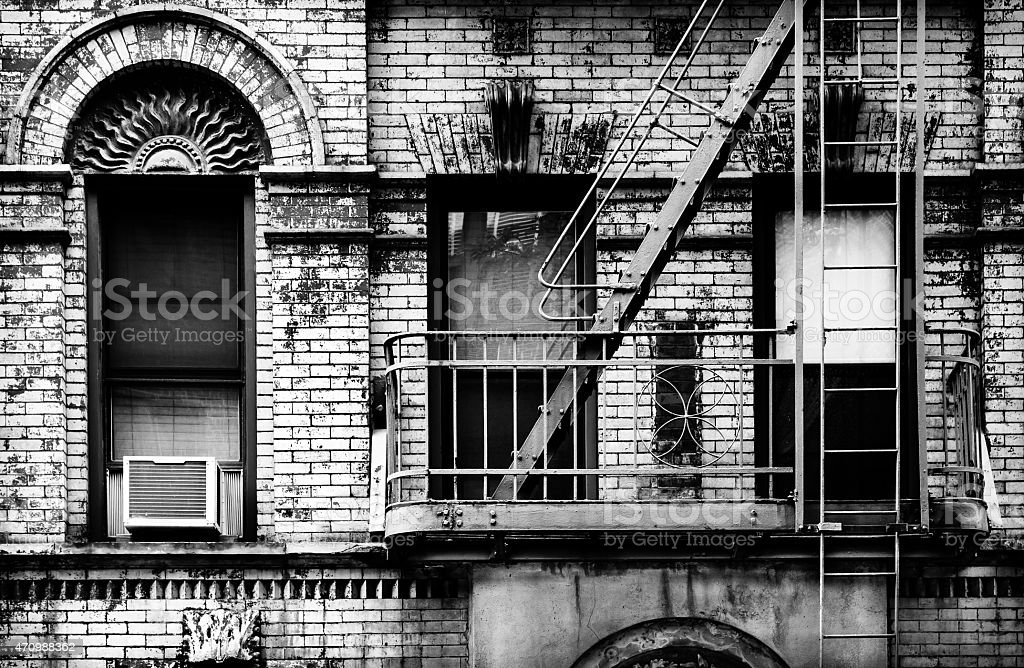 Building Facade stock photo