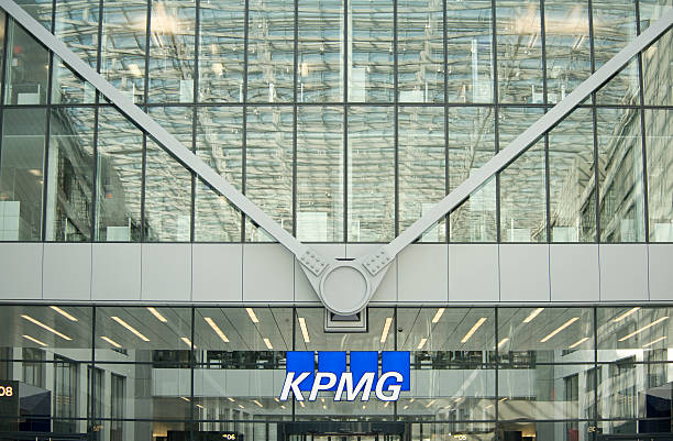 KPMG building, Frankfurt, Germany