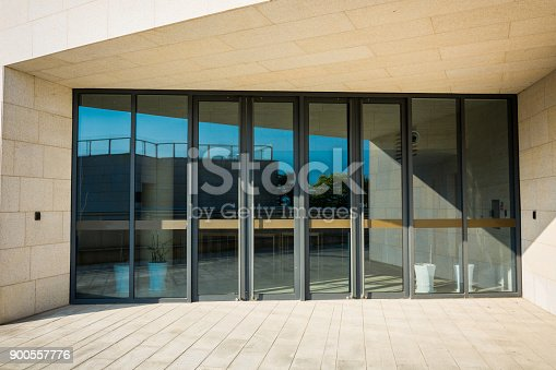 istock building glass entrance 900557776