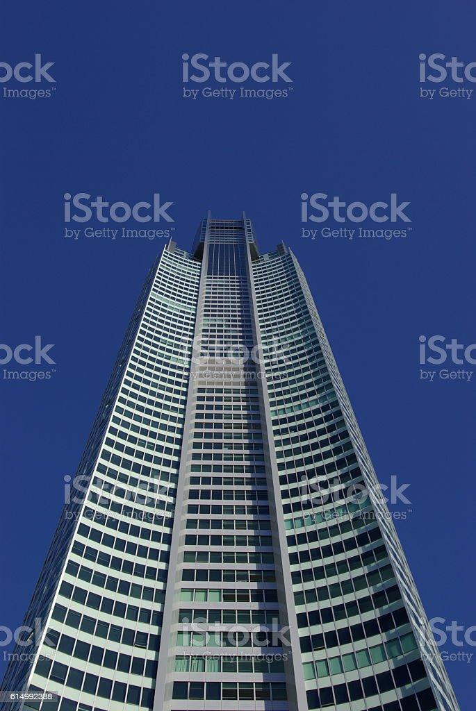 Q1 Building Gold Coast stock photo