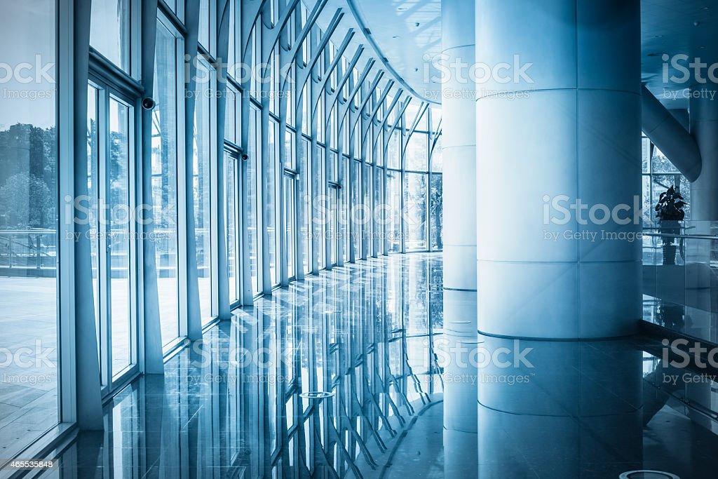 Gebäude hall Innenansicht – Foto