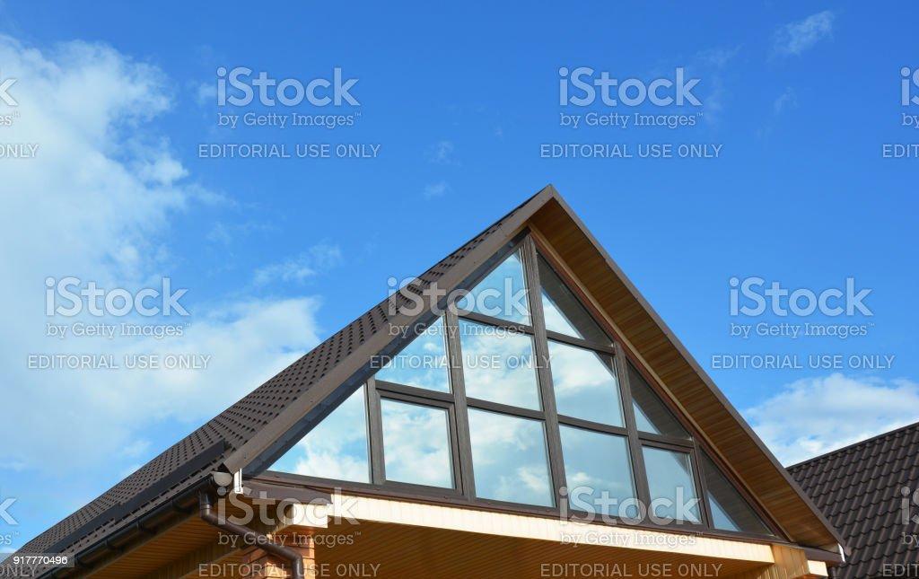 Terraza En La Azotea De Casa En Edificio Casa ático