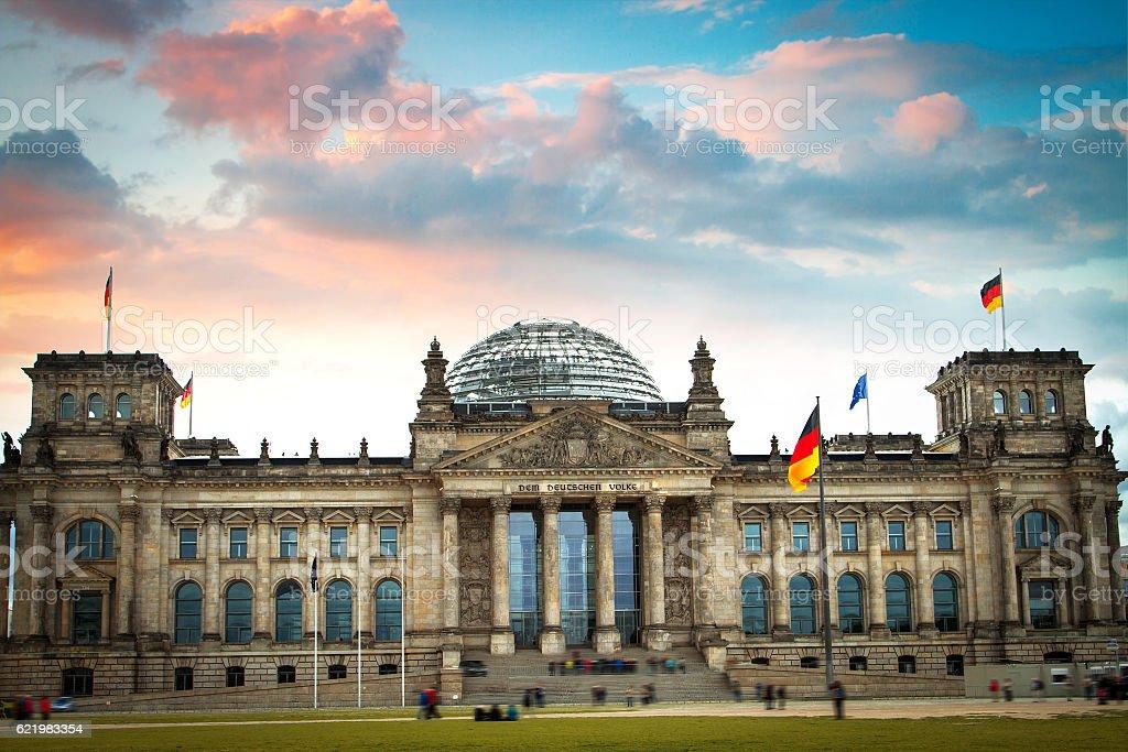 building in Berlin, Germany – Foto