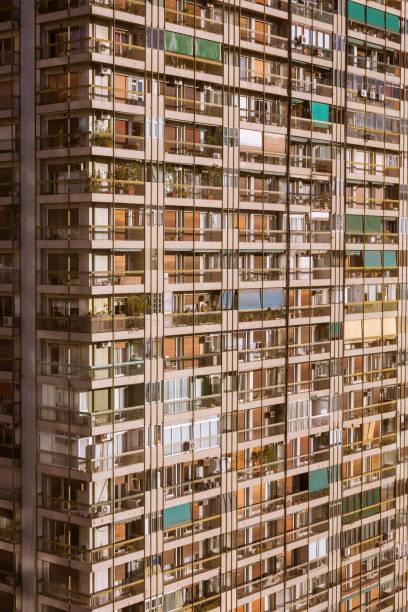 Gebouw in Buenos Aires, Argentinië foto
