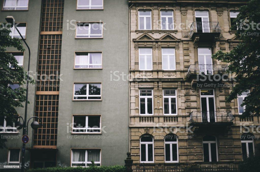 Gebäude in der Stadt – Foto
