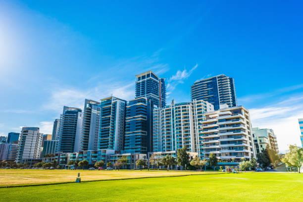 Gebäude in Perth Western Australia – Foto
