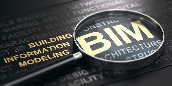 istock BIM - Building Information Modeling 1161719447