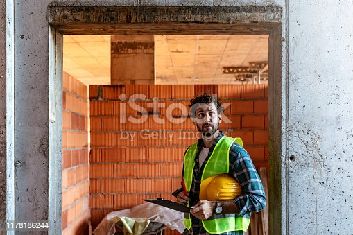 1047558948istockphoto Building Inspection Incomplete Stucco 1178186244