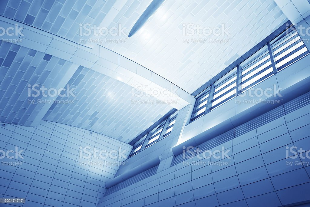 building interior royalty-free stock photo