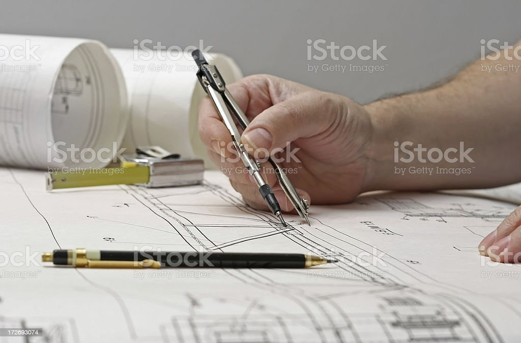 building job royalty-free stock photo