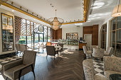 Building resort hotel Lobby bar