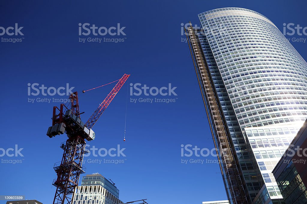 Building New York City royalty-free stock photo