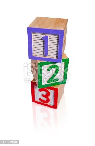 istock Building numbers Blocks (clipping paths) 171319640