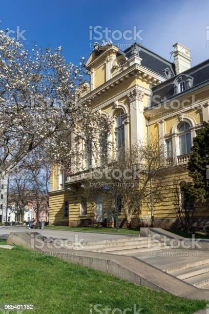 Foto de Prédio Da Galeria Nacional De Arte Sofia Bulgária e mais fotos de stock de Arquitetura
