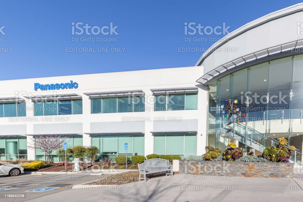 Mountain View, California, USA - March 28, 2018: Building of...
